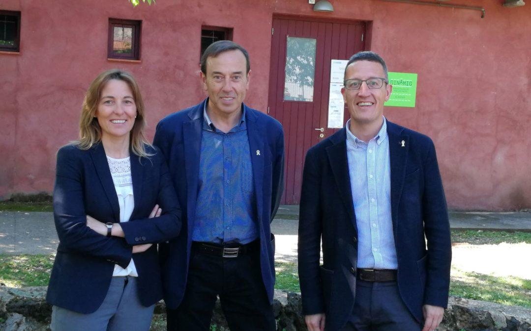 L'aliança d'empreses de diferents polígons per millorar la competitivitat